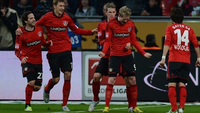 Leverkusen and Benfica renew acquaintances
