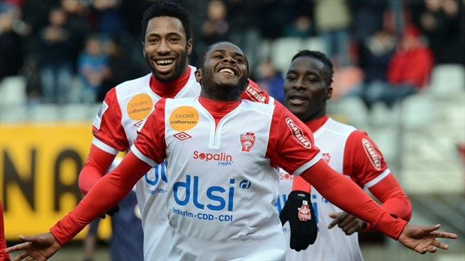 Djamel Bakar (AS Nancy-Lorraine)
