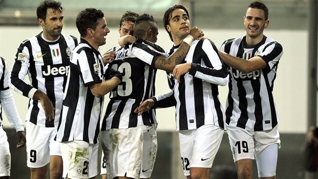 Matri moves Juventus ten points clear