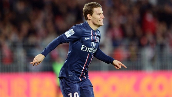 Kevin Gameiro (Paris Saint-Germain FC)