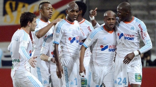 Marseille edge Les Verts to keep pace with leaders