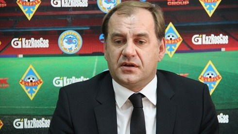 Weiss relishing 'new challenge' at Kairat