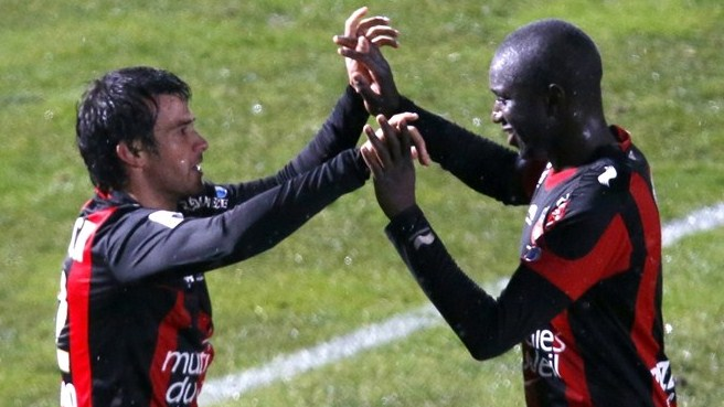 Prolific Cvitanich key to Nice's rise
