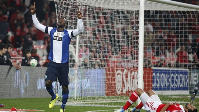 Match facts: Porto v Málaga