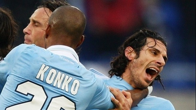 Lazio setting sights on Scudetto success