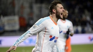 Marseille leave it late to overcome Montpellier
