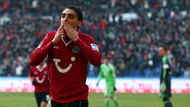 Mohammed Abdellaoue (Hannover 96)
