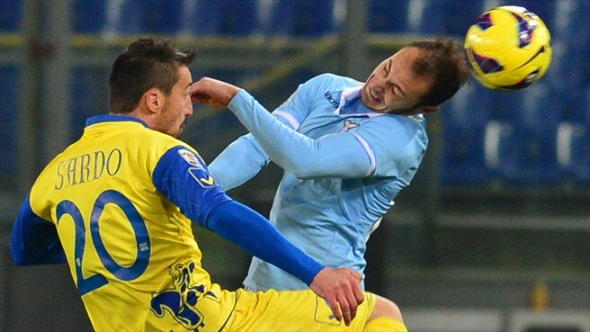Lazio defender Radu out for two months