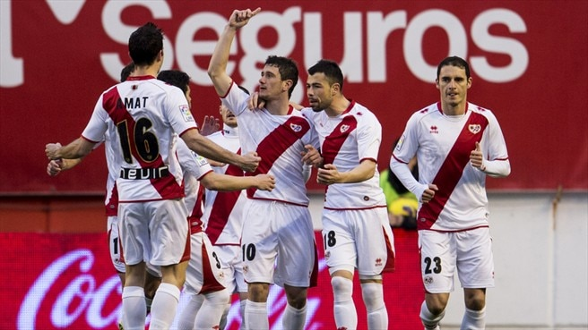 Piti (Rayo Vallecano de Madrid)