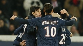 PSG retake pole with LOSC win