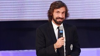 Pirlo selected as Italy's finest