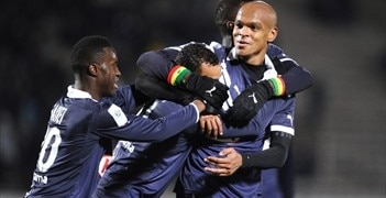 David Bellion feels the love after putting Bordeaux ahead against Valenciennes