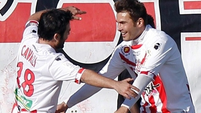 Mutu rekindling the goalscoring flame at Ajaccio