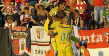 Paços beat Braga 2-0 when they met in September