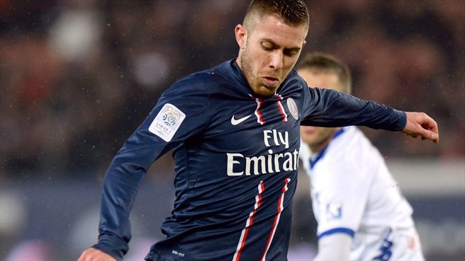 Jérémy Ménez (Paris Saint-Germain)