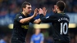 James McArthur & Shaun Maloney (Wigan Athletic FC)