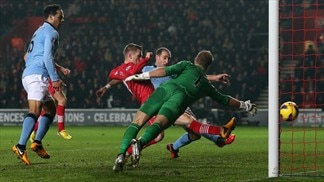 City slump to Southampton loss