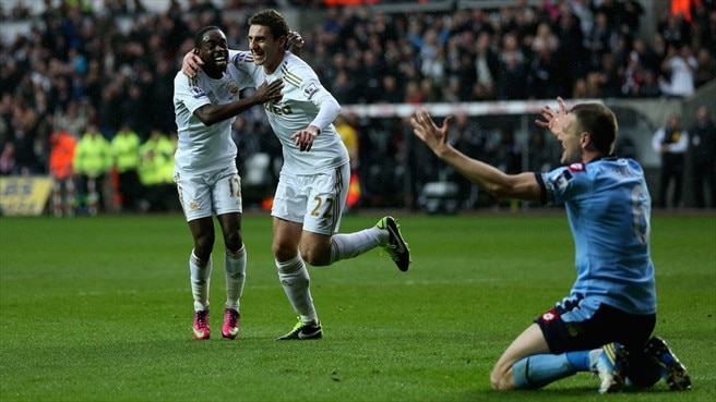 Angel Rangel (Swansea City AFC)