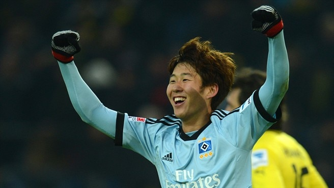 Son Heung-Min (Hamburger SV)