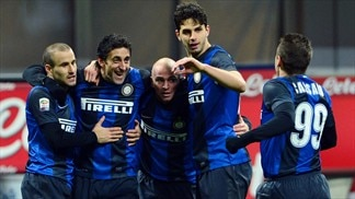 Inter beat Chievo to replace Milan in fourth