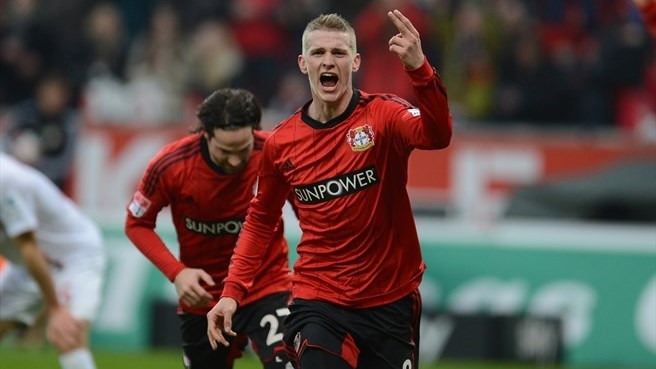 Leverkusen tie down Bender until 2019
