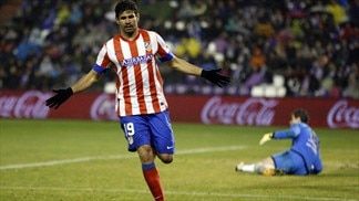 Atlético and Madrid clinch victories