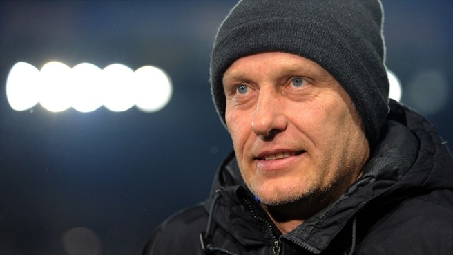 Streich gets Freiburg on their bike