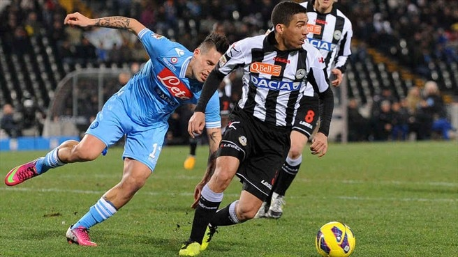 Napoli frustrated after third successive draw