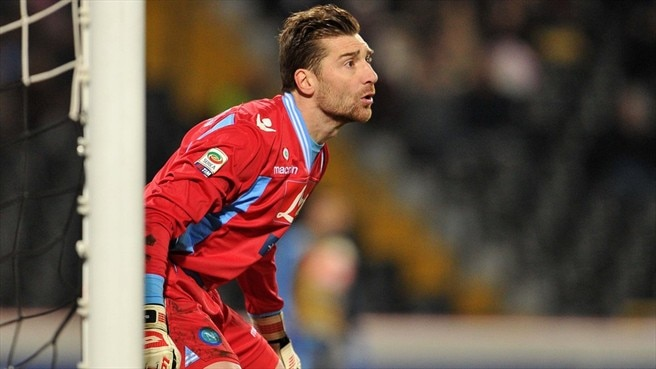 Roma snap up veteran De Sanctis