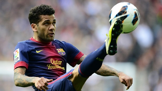 Alves backing Barcelona to find their rhythm