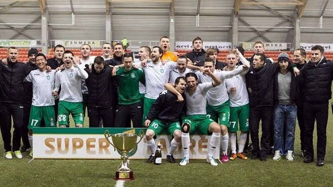 Žalgiris beat Ekranas to lift Lithuanian Super Cup
