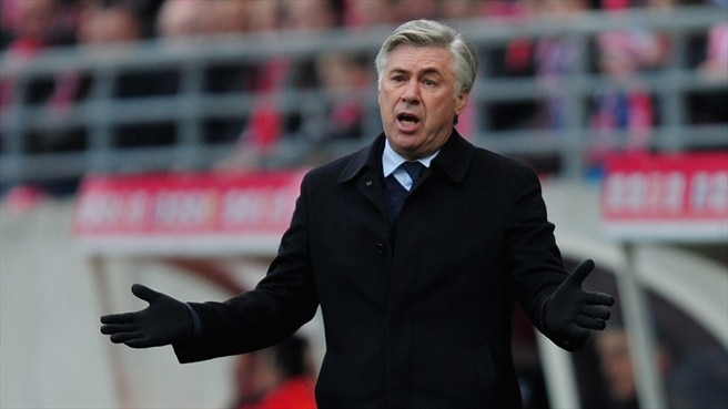 Carlo Ancelotti (Paris Saint-Germain)