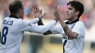 Inter rally to carve out late win at Catania