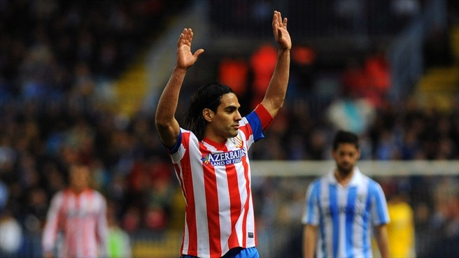 Radamel Falcao (Club Atlético de Madrid)