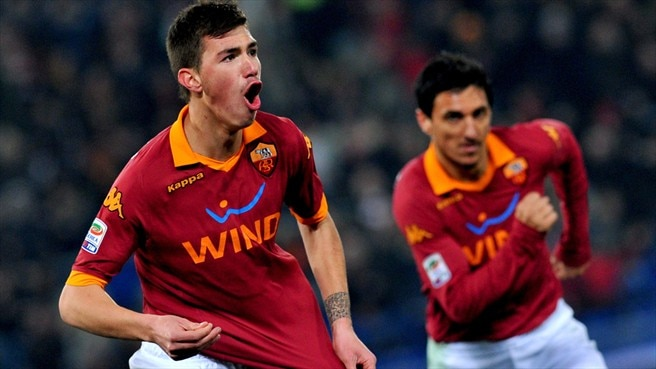 Alessio Romagnoli (AS Roma)
