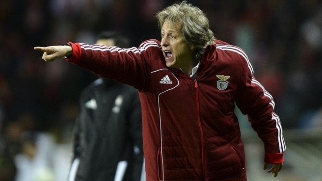 Benfica's Jesus outlines Bordeaux danger