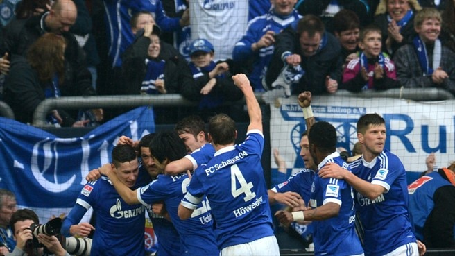 Celebrations (FC Schalke 04)