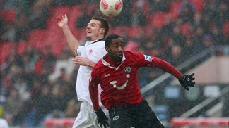 Goal-shy Frankfurt held at Hannover