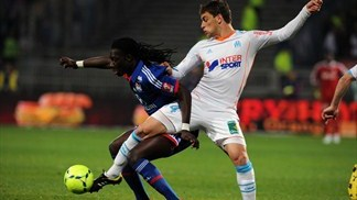Lyon and Marseille play out stalemate