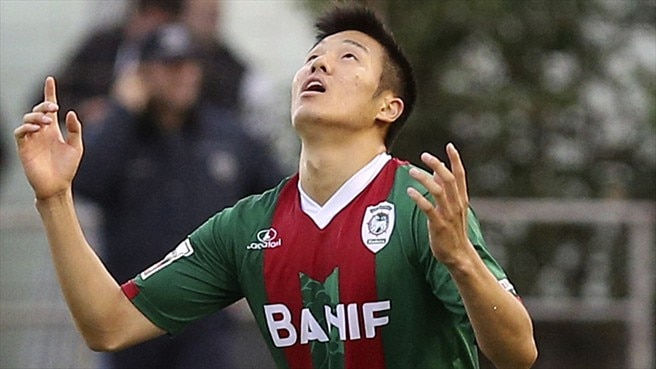 Hyun Jun Suk (CS Marítimo)