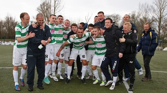 TNS's Welsh dominance goes on