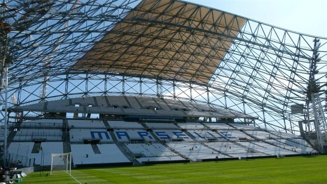 Ganay tribune reopens at Stade Vélodrome