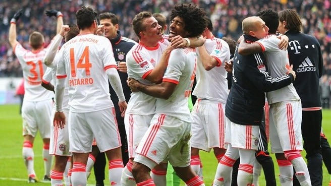 Bayern hungry for more after early title success