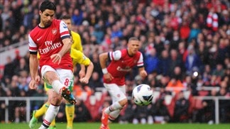 Arsenal move into third with comeback win