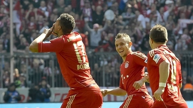 Bayern's 100 reasons to yearn for home