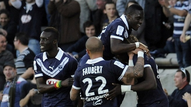 FC Girondins de Bordeaux Players