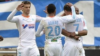 Cheyrou special lifts Marseille second