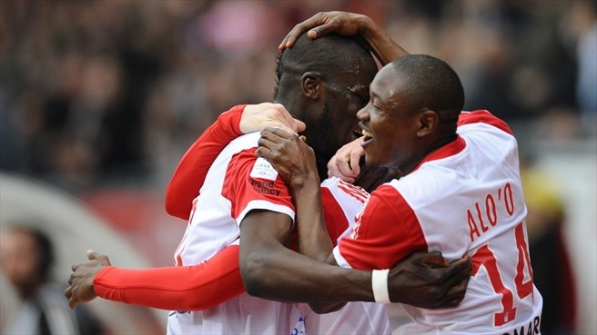 Players of AS Nancy-Lorraine
