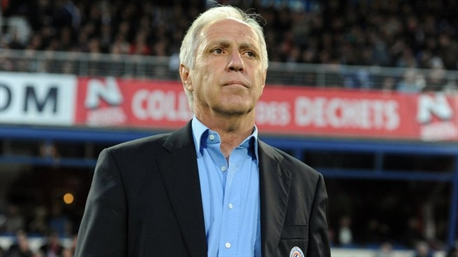 Girard takes over the reins at Lille