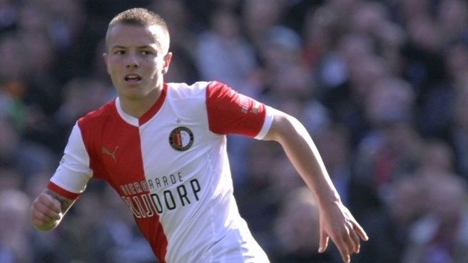 Feyenoord's youthful nucleus of talent